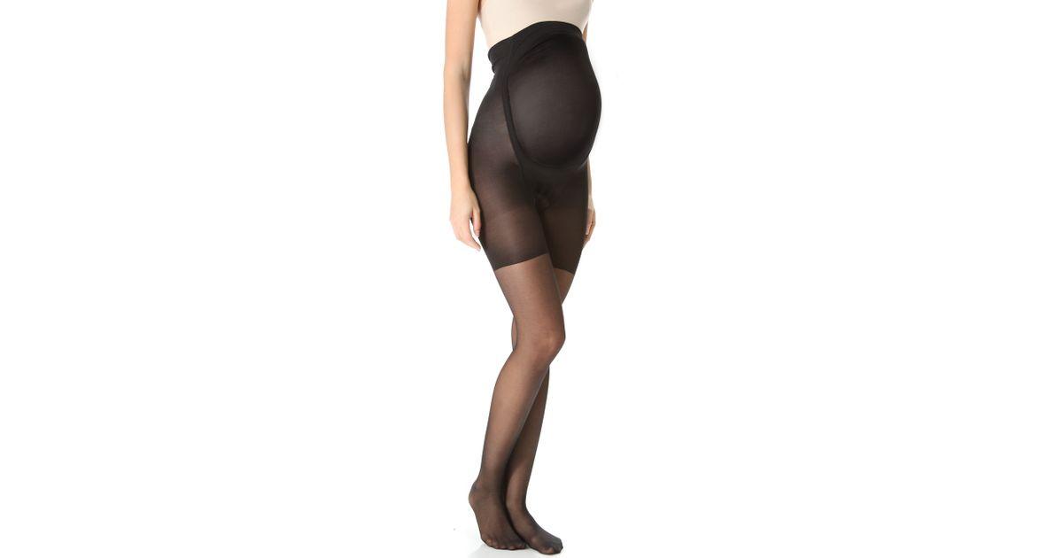 Spanx low rise footless pantyhose