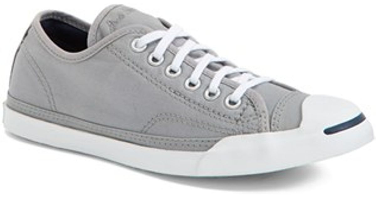3b624d95f0023c Lyst - Converse  jack Purcell  Low Top Sneaker in Gray