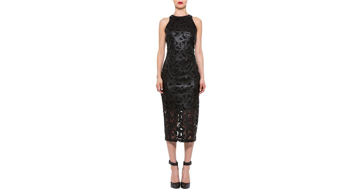 Alexia admor lace peplum dress