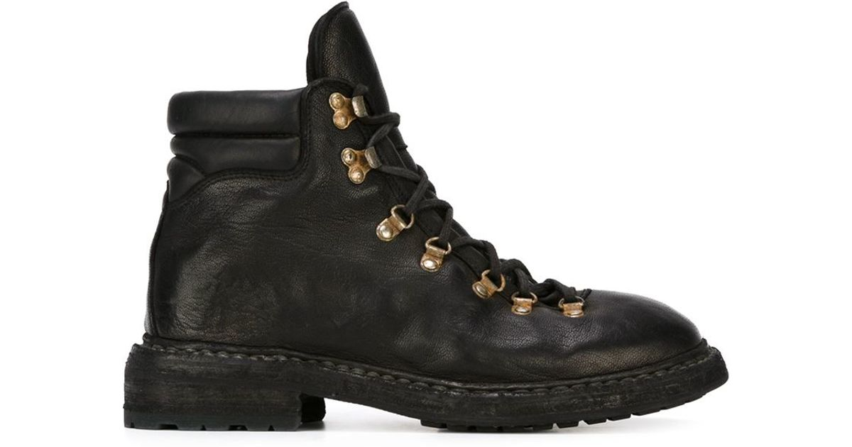 GUIDI Hiking boot A6pBXn1