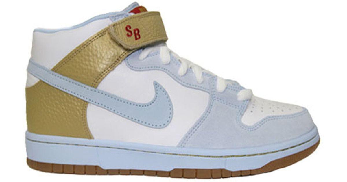 sale retailer e1df9 4335e Lyst - Nike Sb Dunk Mid Pro