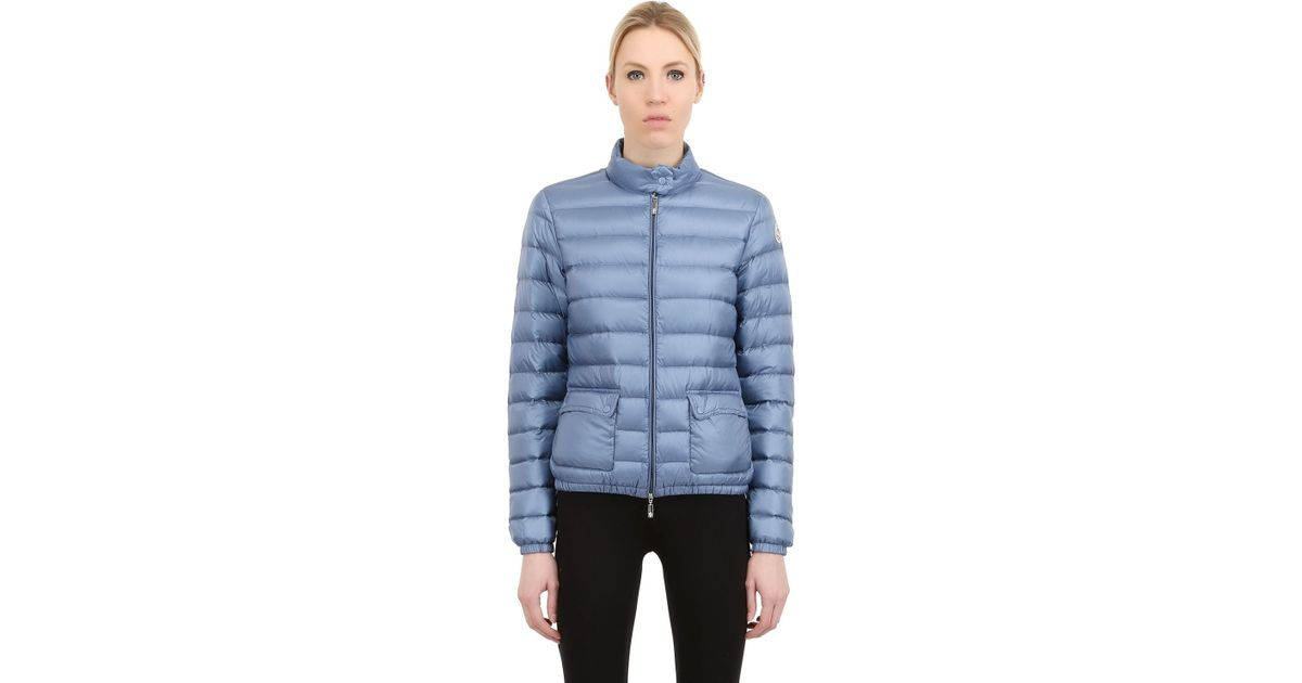 moncler lans light blue