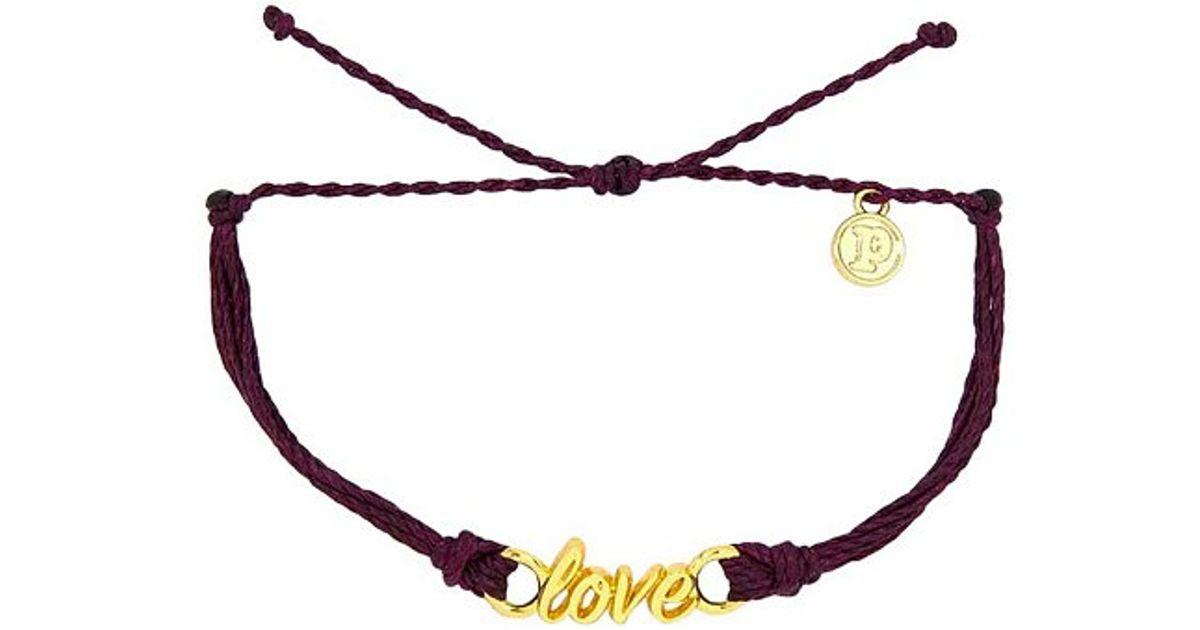 Charm Bracelet - in love with love by VIDA VIDA c1x8sq