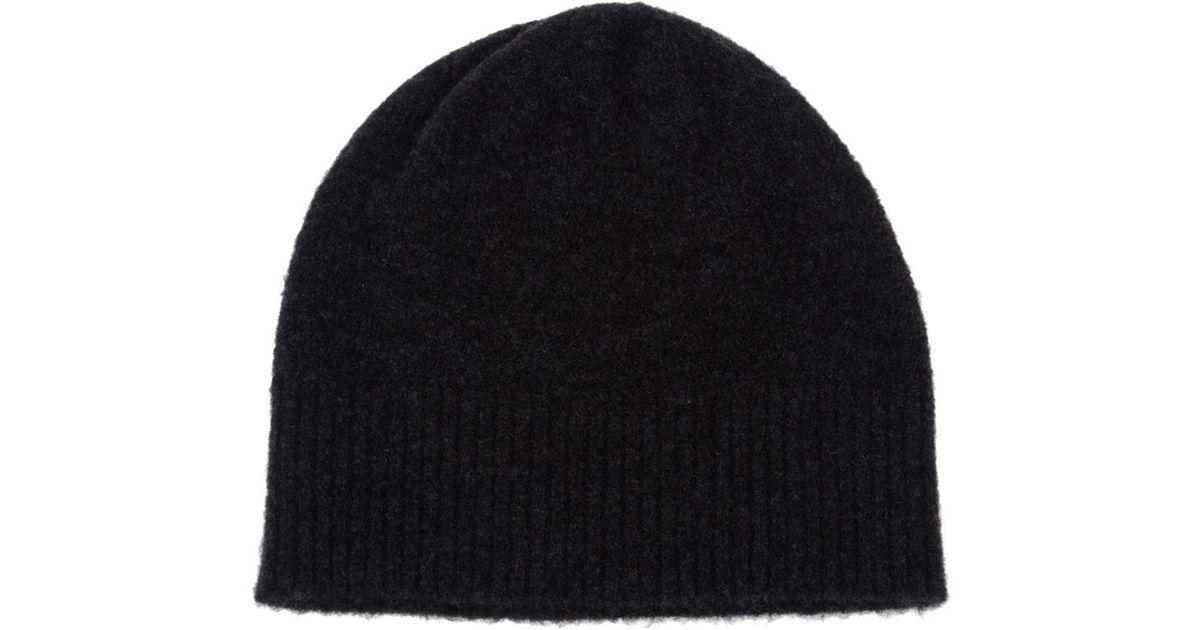 470baed0bb920 Balenciaga Beanie Hat in Black for Men - Lyst