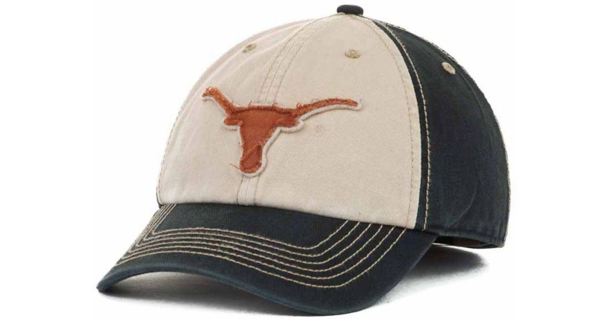 new arrival fe7bf 08548 47 Brand Texas Longhorns Ncaa Sandlot Franchise Cap in Black for Men - Lyst