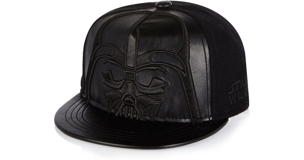 ... coupon river island boys black star wars darth vader cap in black for  men lyst c093e 197accca0be0