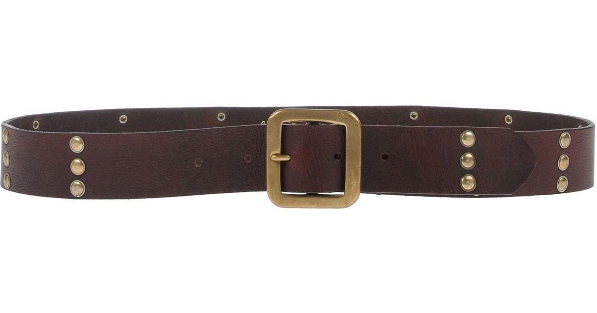 paul smith belt in brown lyst