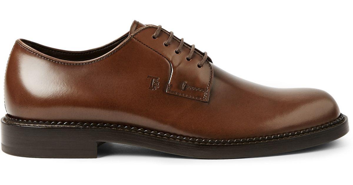 derby shoes - Brown Tod's wqTv5MCzz