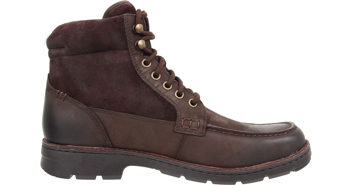 6445a727cd3 UGG - Brown Barrington for Men - Lyst