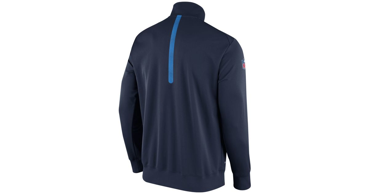 Nike Men S San Diego Chargers Empower Jacket In Blue For