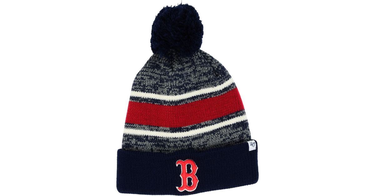 eebd33e41 low price boston red sox knit hat d6d6a d444f
