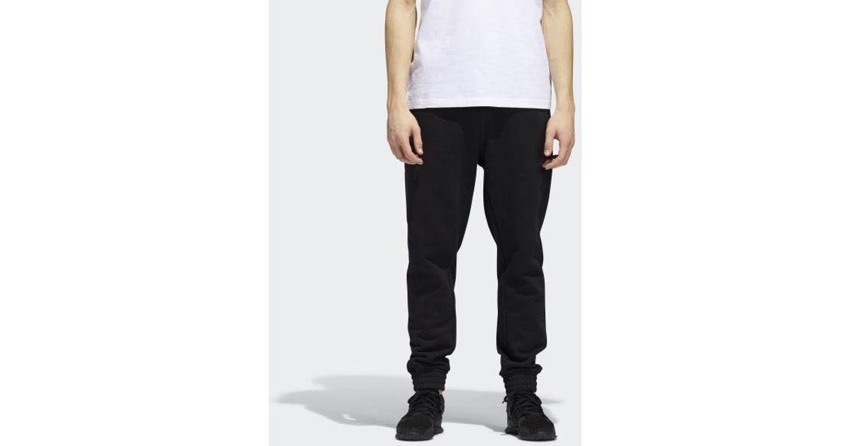 Lyst adidas eqt 18 pantalones it en adidas negro para hombres