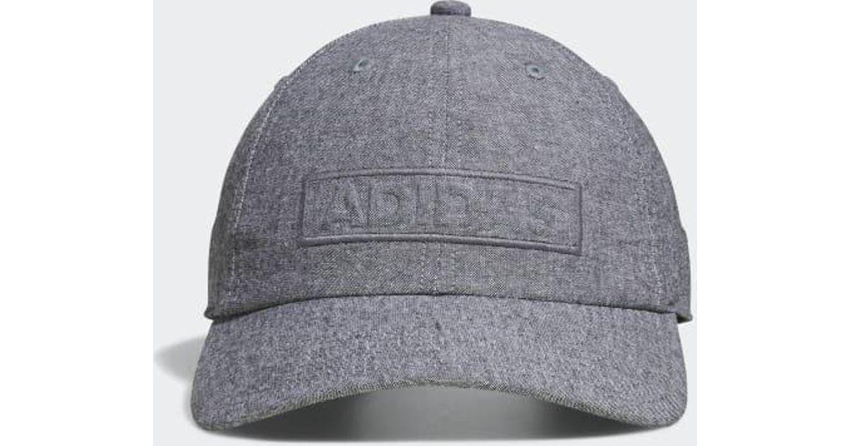 d8762409097 Lyst - Adidas Ultimate Plus Cap in Black for Men
