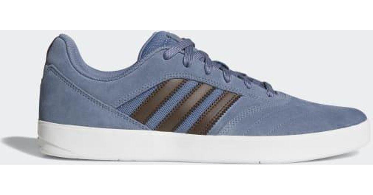 c526468e0dd Lyst - Adidas Suciu Adv Ii Shoes in Gray for Men
