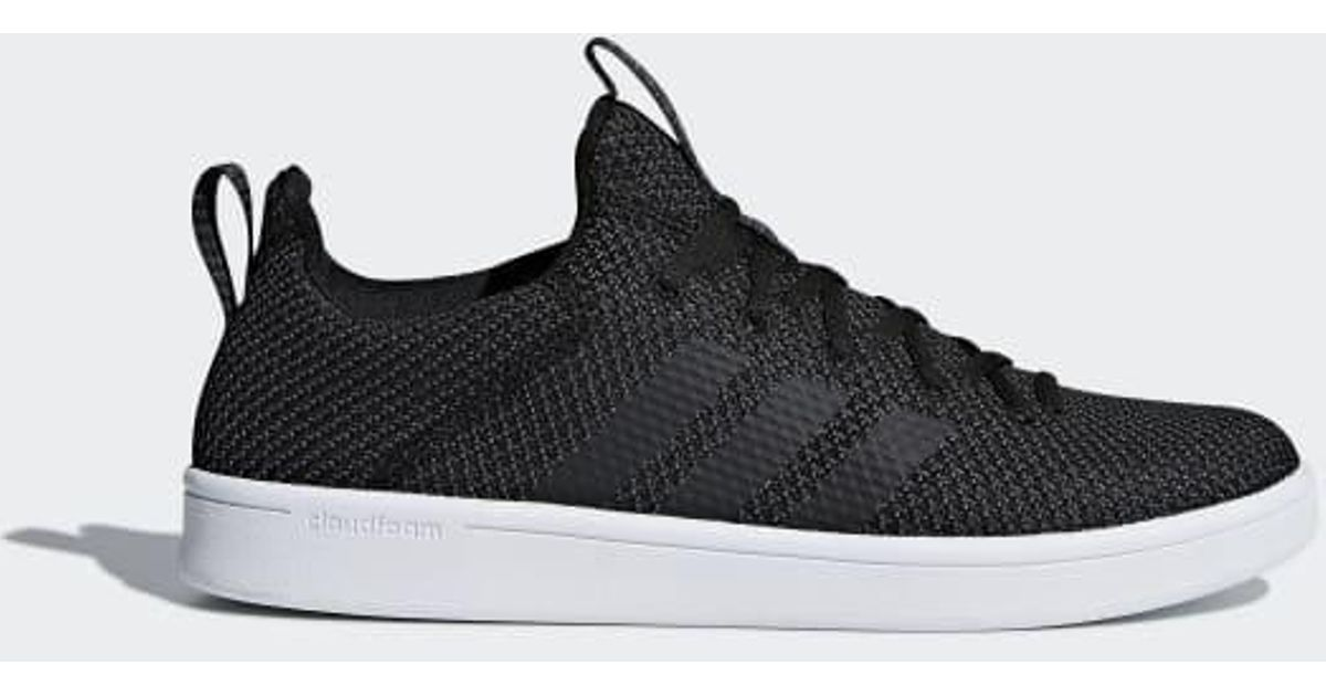 Lyst - adidas Cloudfoam Advantage Adapt Shoes in Black for Men ccd5be72c