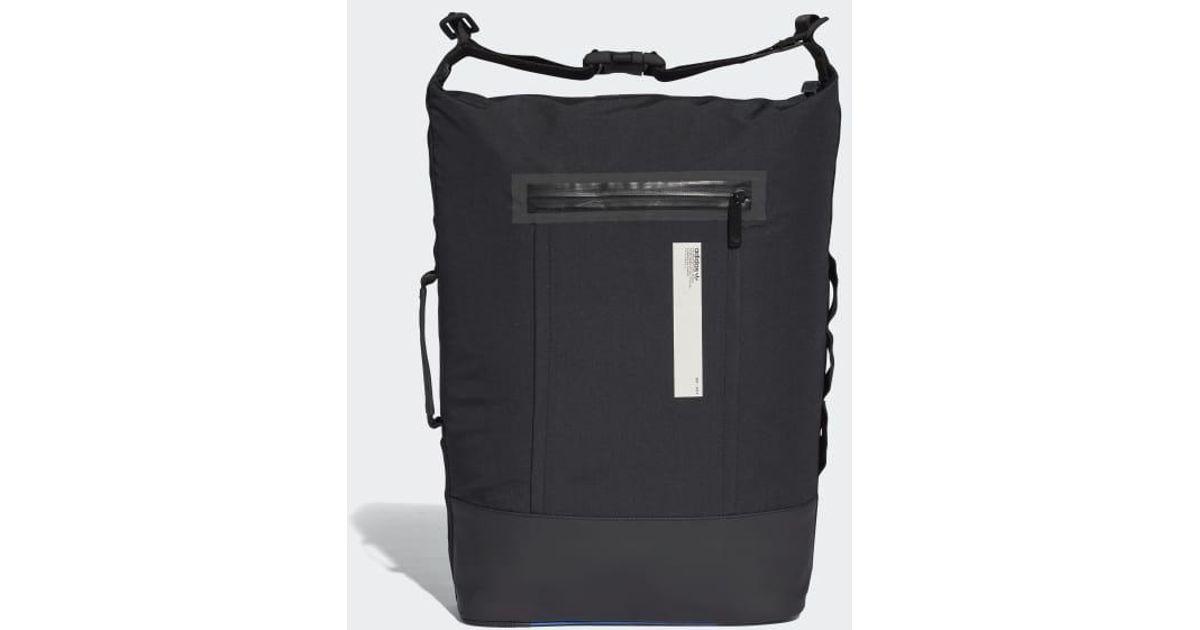Lyst - adidas Nmd Backpack Medium in Black a363152a22fda