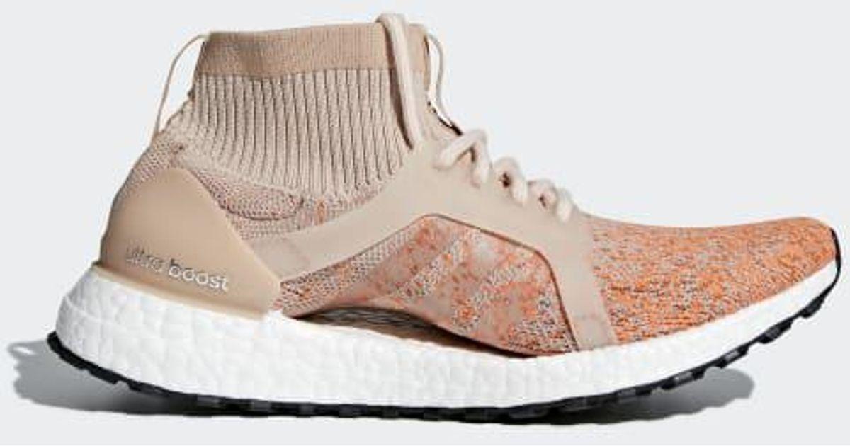 c7197907fe8 Lyst - Adidas Ultraboost X All Terrain Ltd Shoes in Pink