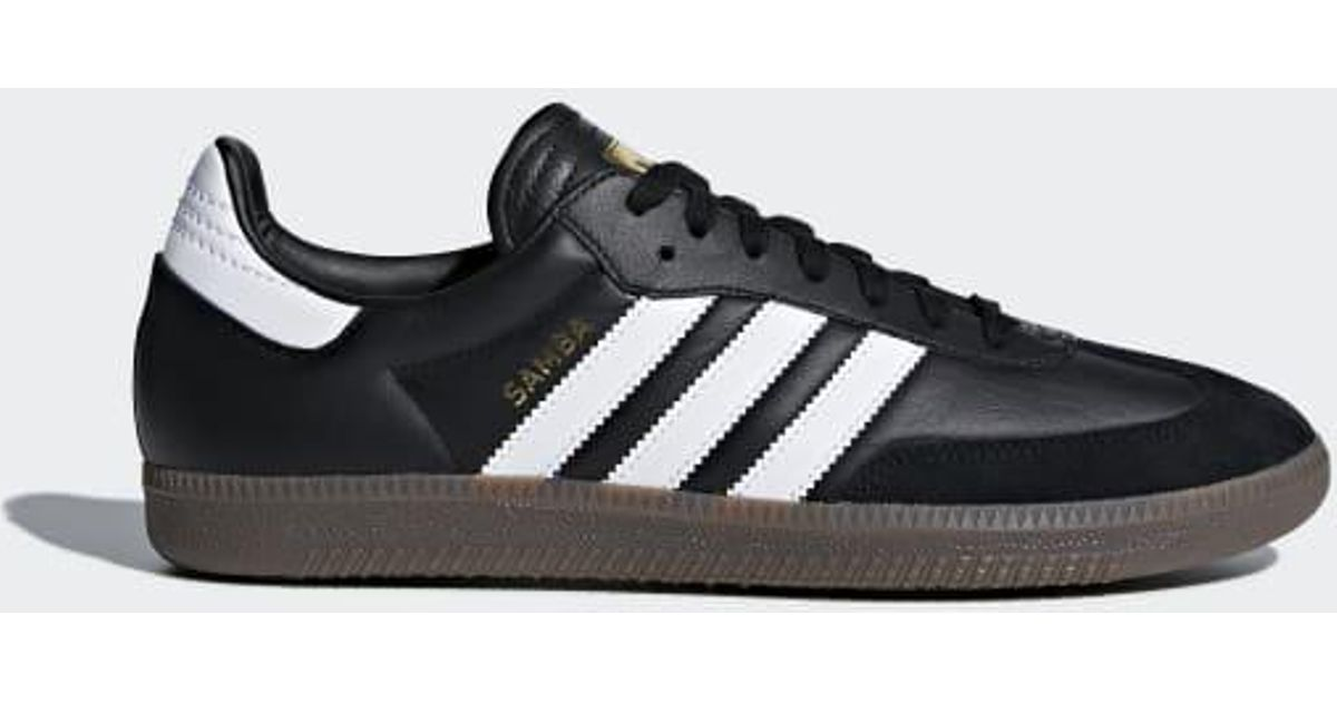 a2e465b36266 adidas World Cup Samba Fb Shoes in Black for Men - Lyst