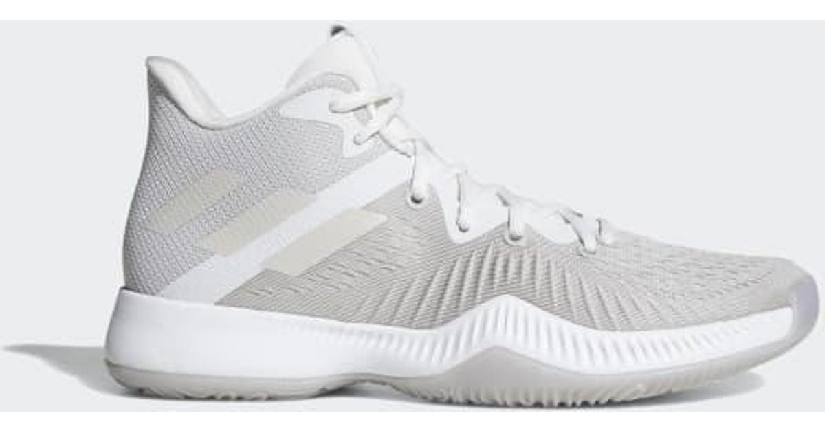 c75ef7ab3e0 Lyst - adidas Mad Bounce 2018 Shoes in Gray for Men
