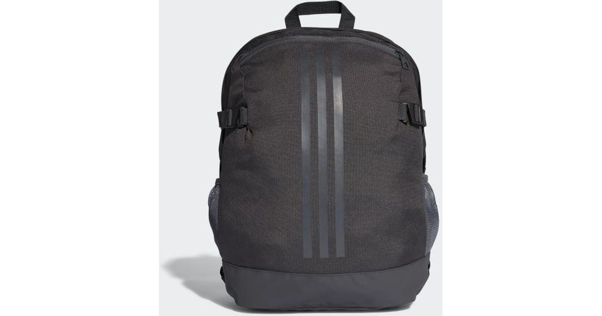 7d0c4b5bea65 Lyst - adidas 3-stripes Power Backpack Medium in Gray for Men