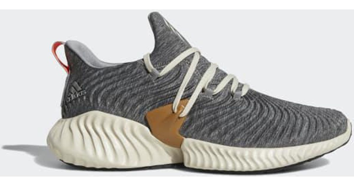 new products dbcc2 bc5f9 Lyst - adidas Alphabounce Instinct Shoes in Gray for Men