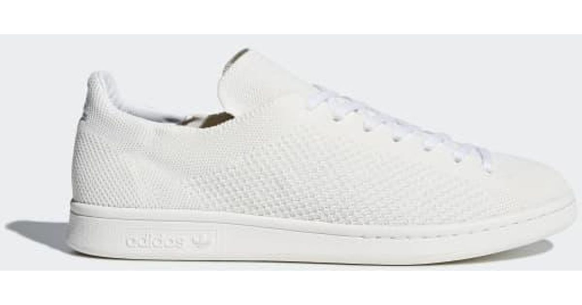 a874535bc Lyst - adidas Pharrell Williams Hu Holi Stan Smith Bc Shoes in White for Men