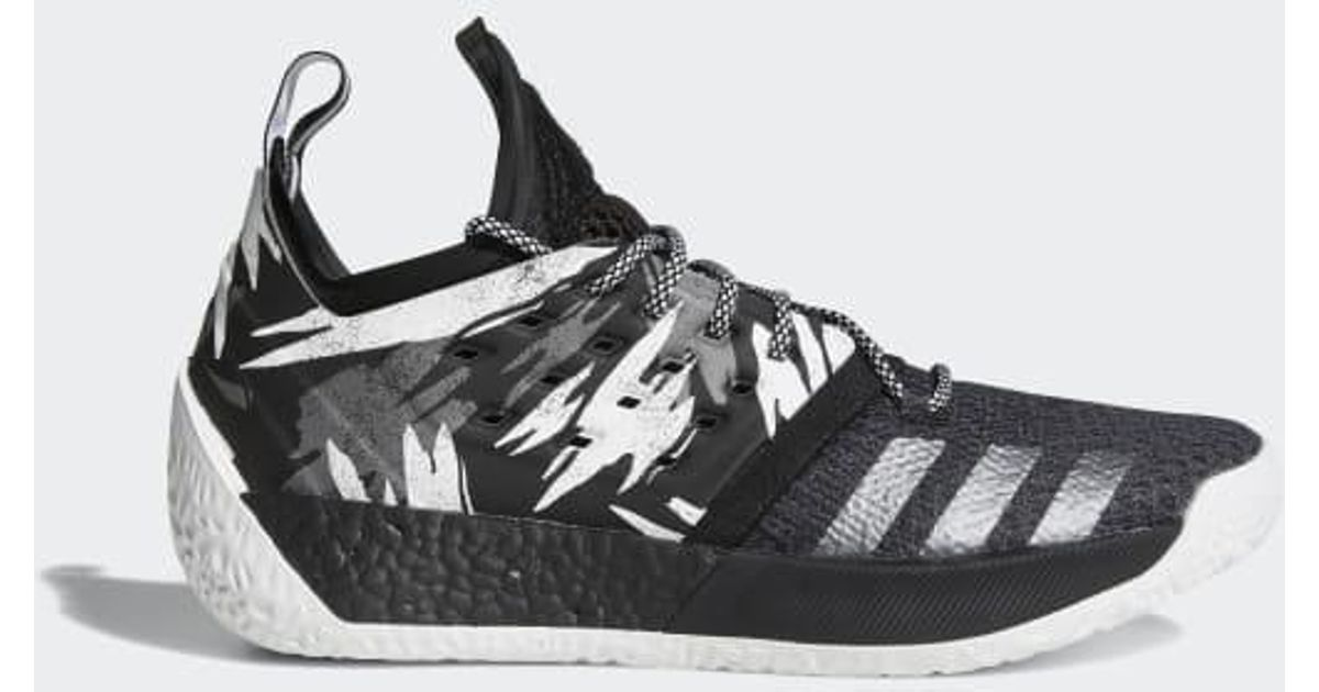1087c651be80 Lyst - adidas Harden Vol. 2 Shoes in Black for Men