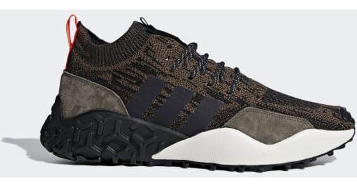 wholesale dealer 43ba4 0fe16 Lyst - adidas F2 Tr Primeknit Shoes in Black