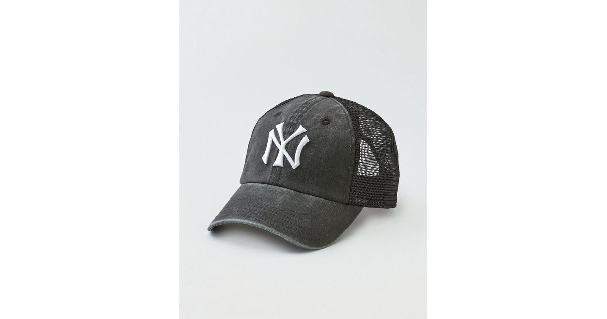 d8f21e0b0 American Eagle American Needle New York Yankees Hat in Black - Lyst