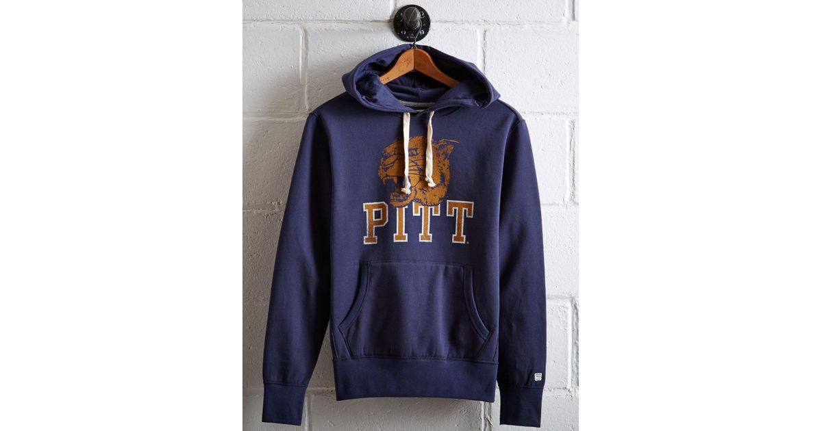 fc2a726b18 Lyst - Tailgate Men s Pittsburgh Popover Hoodie in Blue for Men