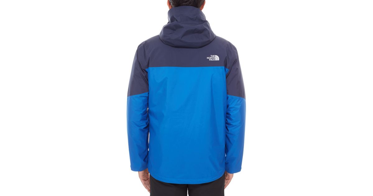 9de76ac4990d The North Face Mountain Light 3-in-1 Triclimate Waterproof Men s Jacket in  Blue for Men - Lyst