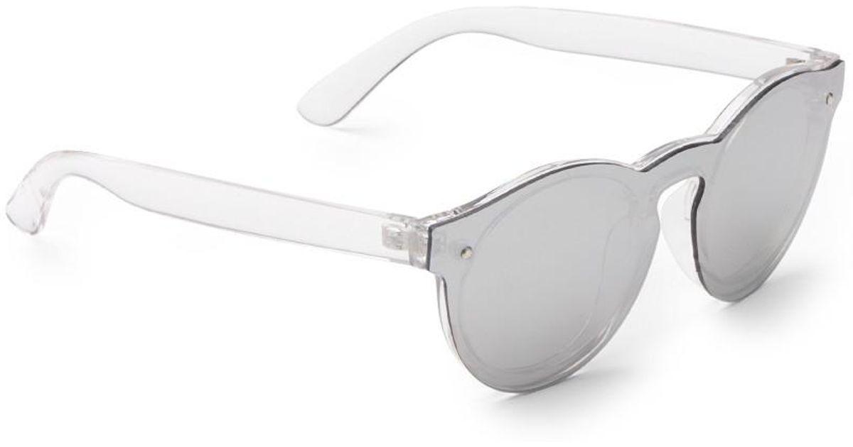 e5741024407 Aéropostale Mirrored Rimless Sunglasses