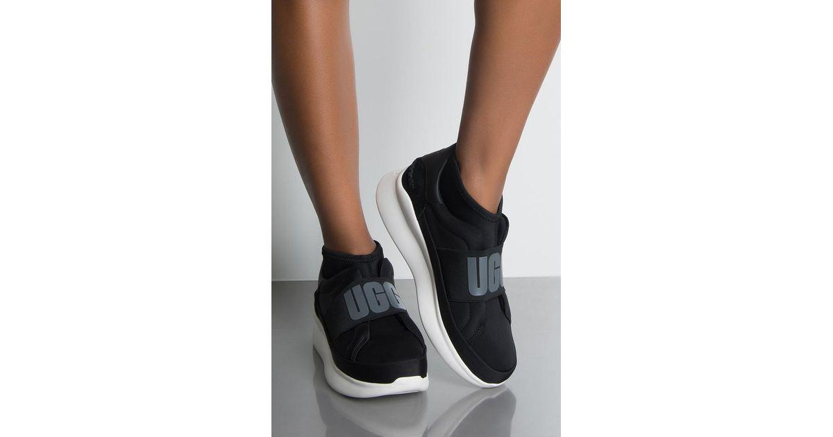 74ccf8589c0 Akira - Black Ugg Neutra Trainer Sneakers - Lyst