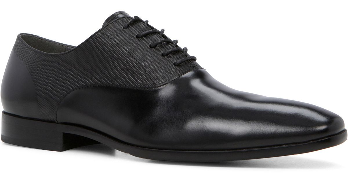 Women Oxford Lace Up Shoe Aldo