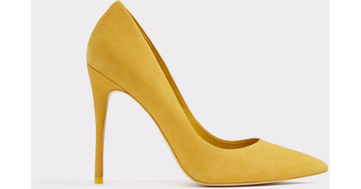 13cd733bb9da Lyst - ALDO Stessy in Yellow
