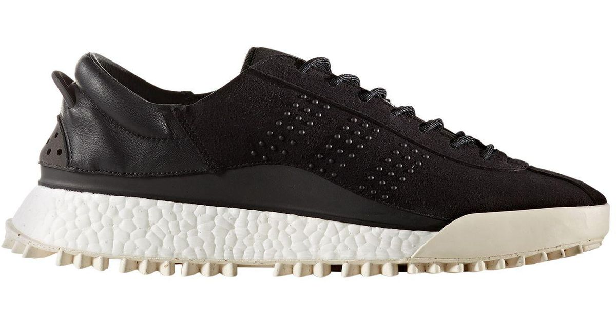 new product 3dab4 52c33 Lyst - Alexander Wang Adidas Originals By Aw Hike Lo Shoes in Black for Men