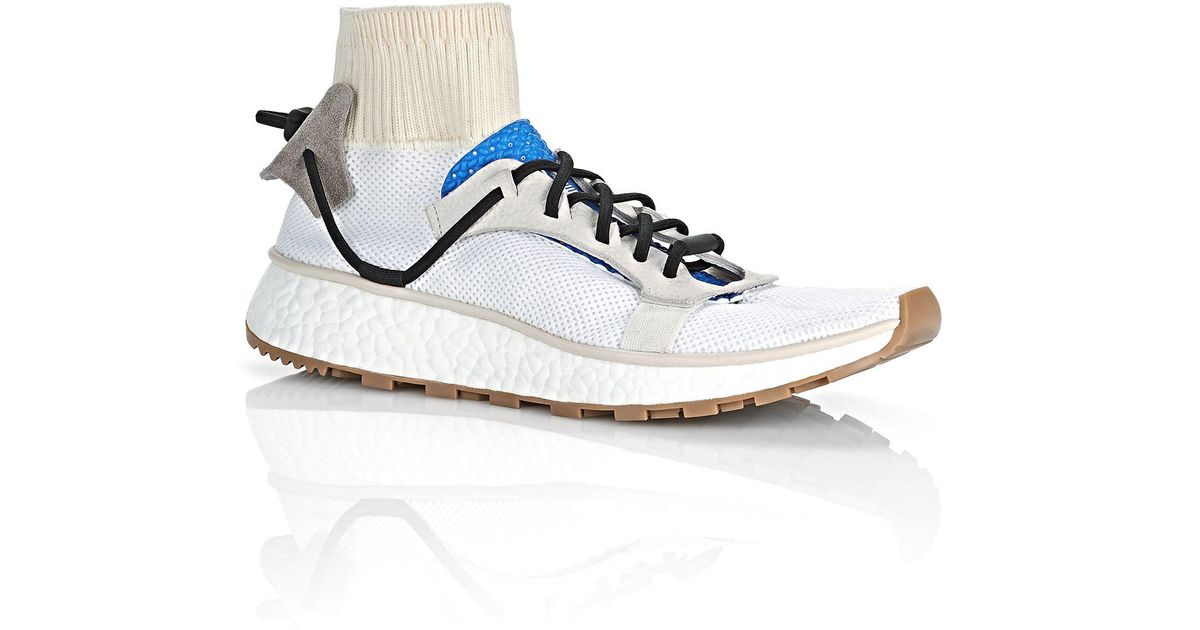 huge selection of 863d8 abed8 Lyst - Alexander Wang Adidas Originals By Aw Run Shoes in Wh