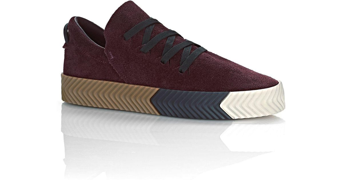 new product 84656 d1be7 Lyst - Alexander Wang Adidas Originals By Aw Skate Shoes
