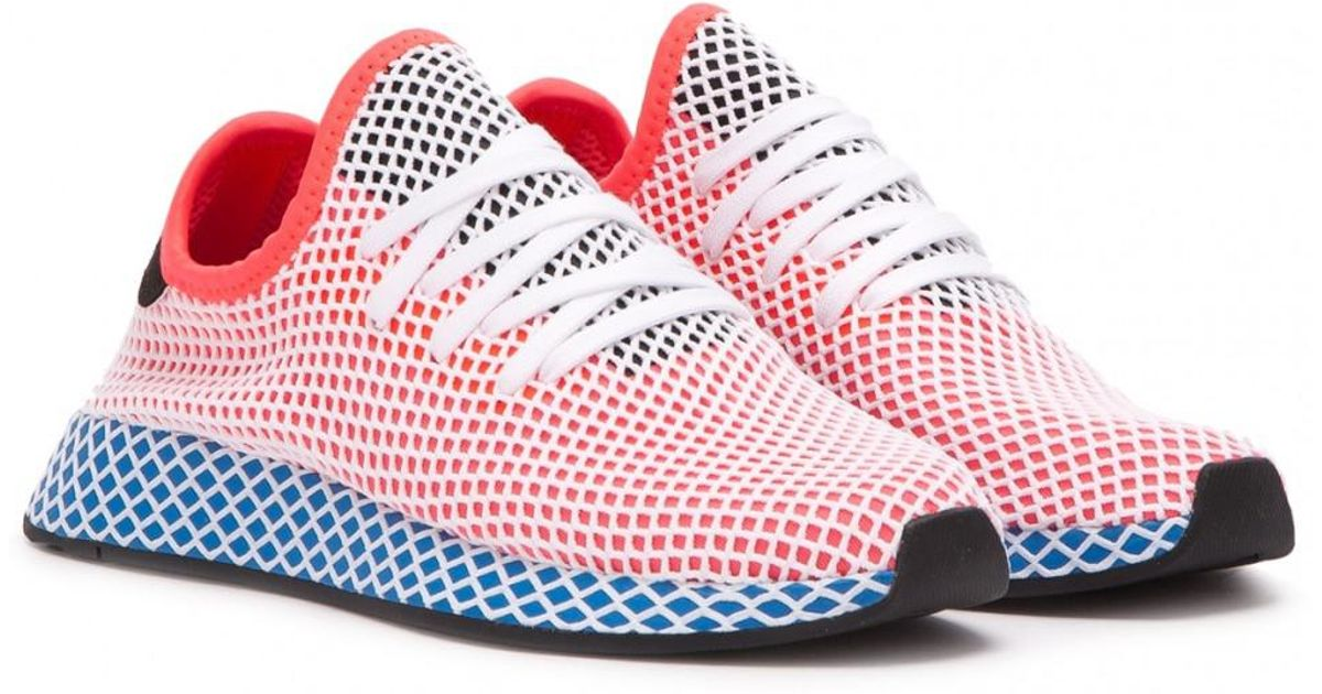 new styles 48c32 f2ba5 Lyst - adidas Deerupt Runner