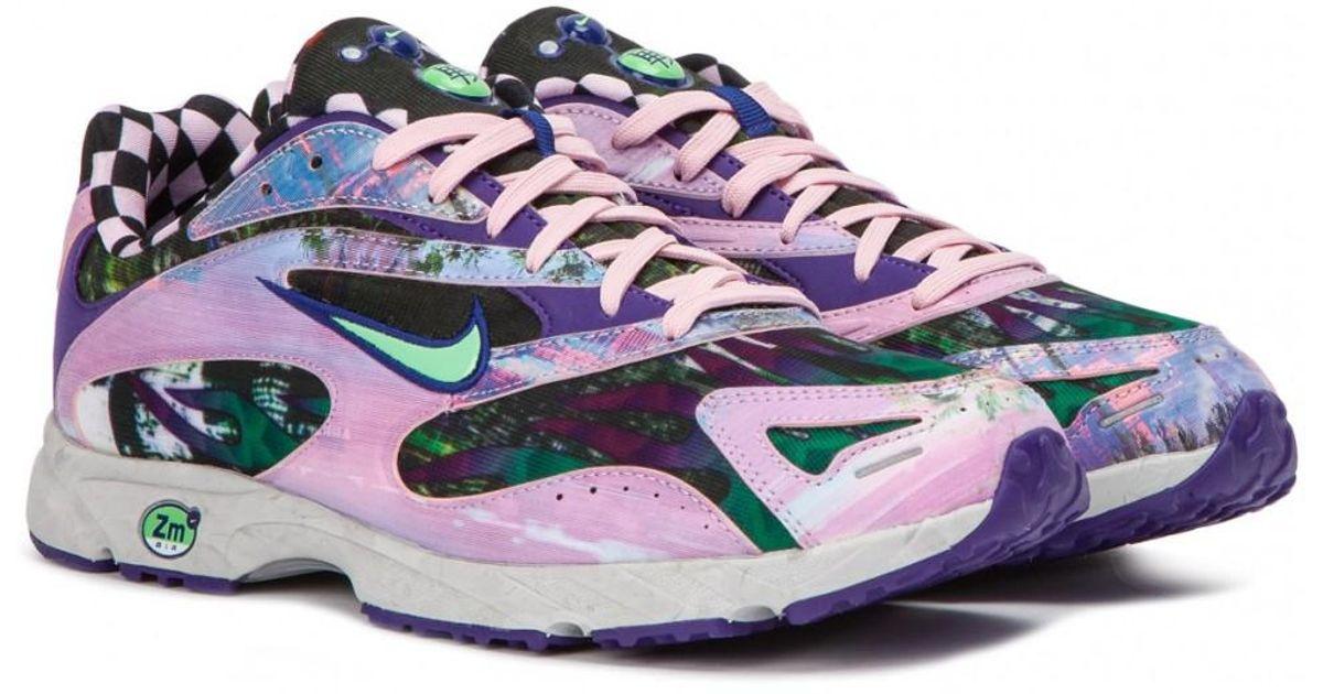 9ac36c0fb5 Nike Nike Zoom Streak Spectrum Plus Premium in Purple for Men - Lyst