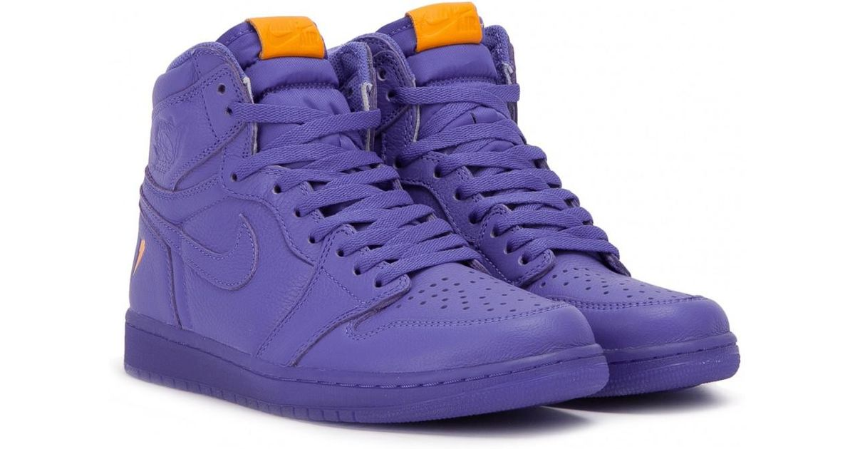 82bfe6510bb Lyst - Nike Air Jordan 1 Retro High Og Gatorade Edition in Purple for Men