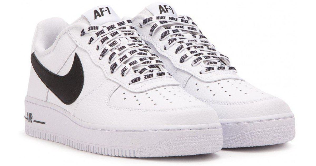 sale retailer 28093 31001 Lyst - Nike Nike Air Force 1 Low Nba Pack in White