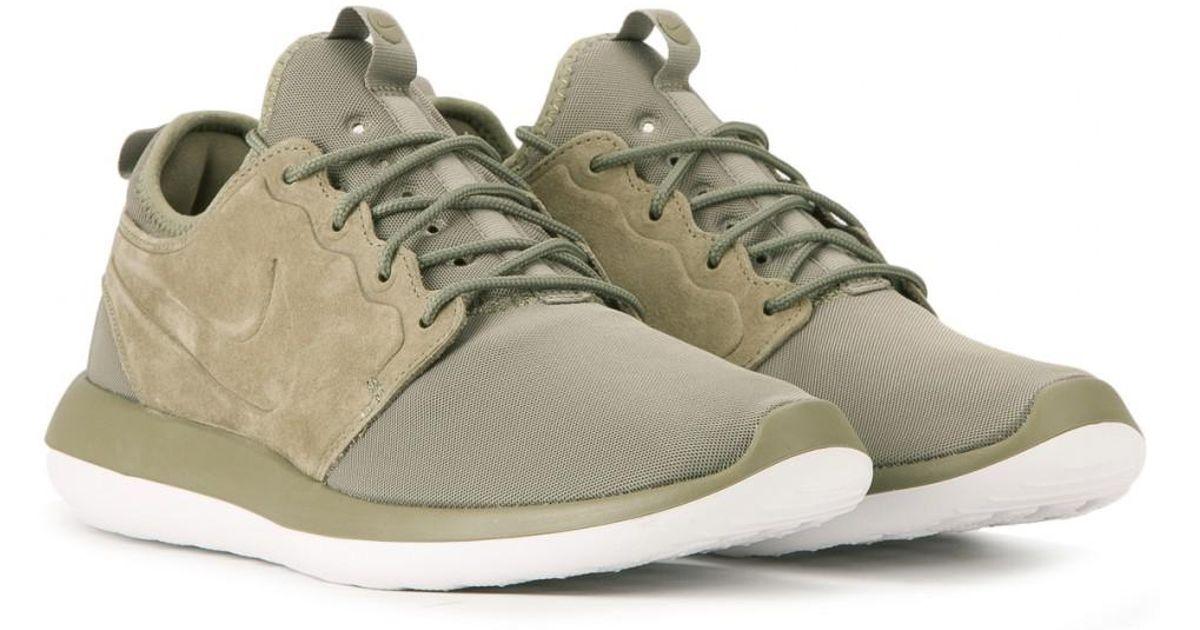 online store 4fd3e 07cd9 Nike - Green Nike Roshe Two Br for Men - Lyst
