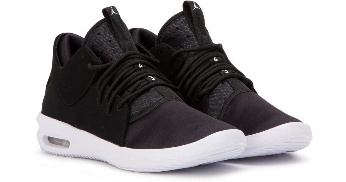 sale retailer a4a77 68ed6 Nike Nike Air Jordan First Class in Black for Men - Lyst
