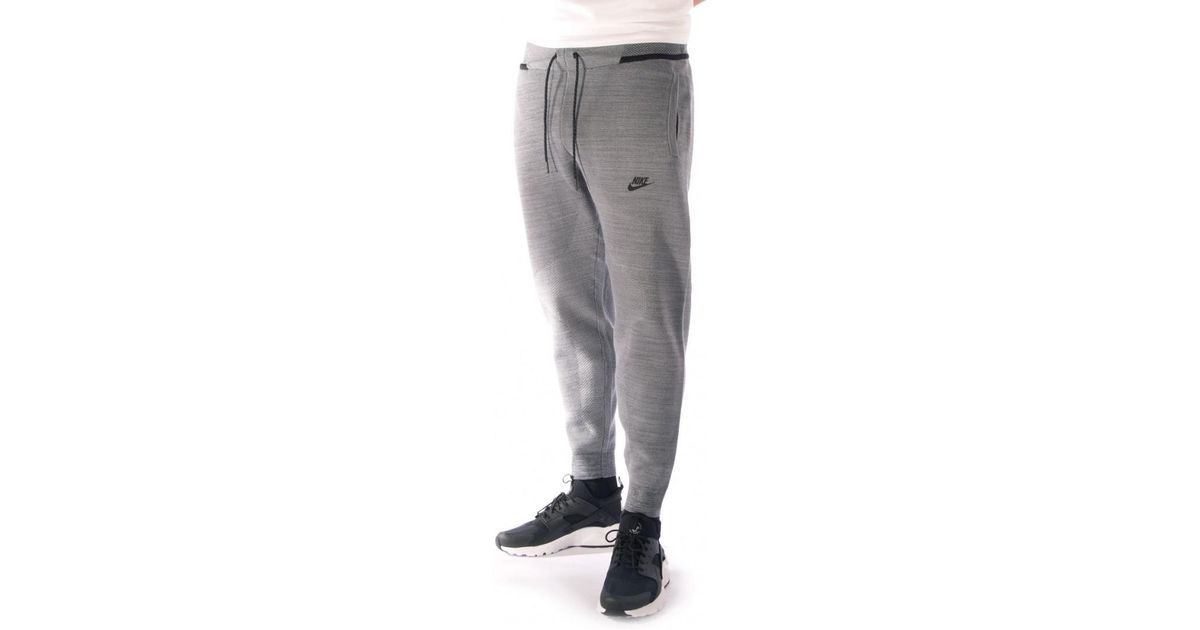 Lyst - Nike Nike Tech Knit Libero Pants in Gray for Men 7a3d623b9094