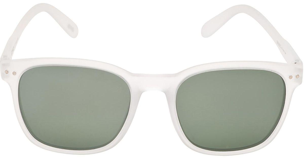 d70a94b5bd7 Lyst - Alternative Apparel Izipizi Sun Nautic Polarized Sunglasses in White