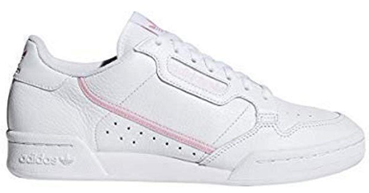 2e238ed0f22b0 Adidas Originals - White Continental 80 Sneaker - Lyst