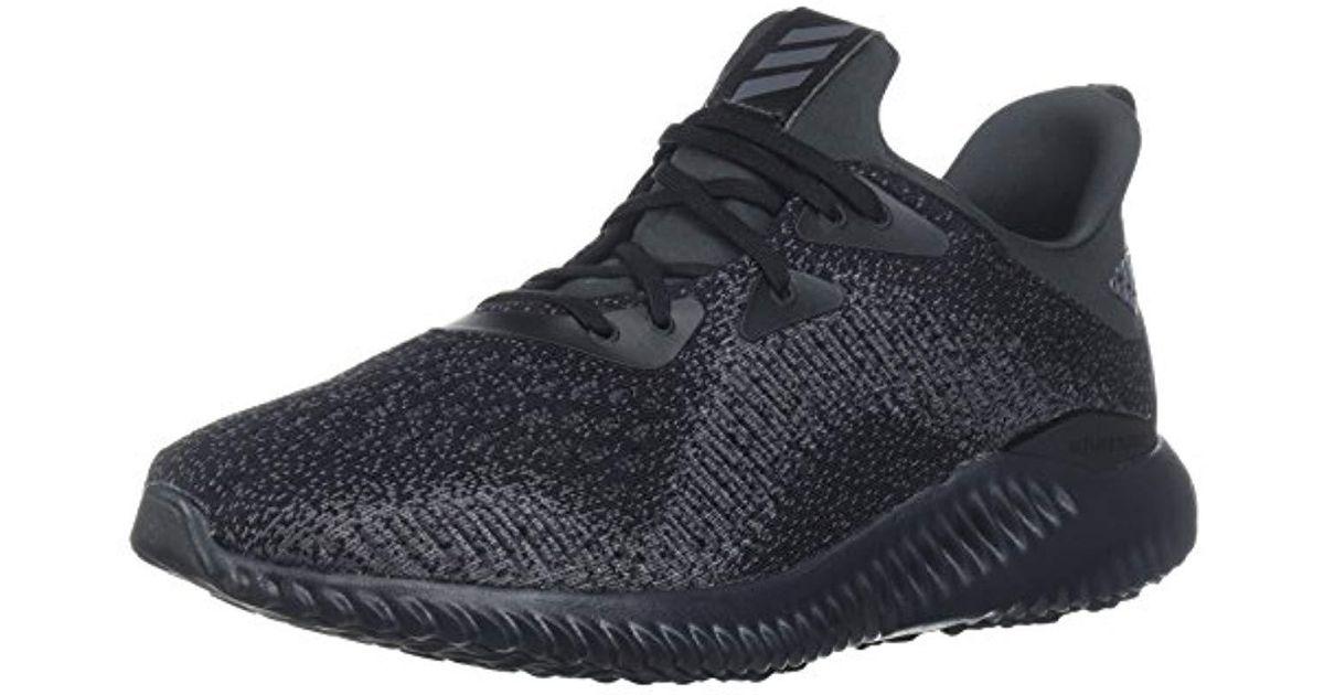 pretty nice 4d901 88674 Lyst - adidas Alphabounce Em M, Core Blacknight Metalliccarbon, 9 Medium  Us in Black for Men