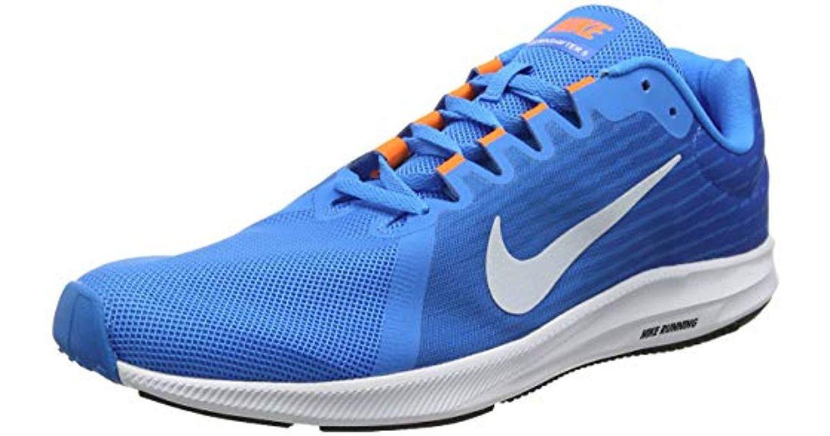 11ea231e8ce8 Lyst - Nike Downshifter 8 Sneaker in Blue for Men