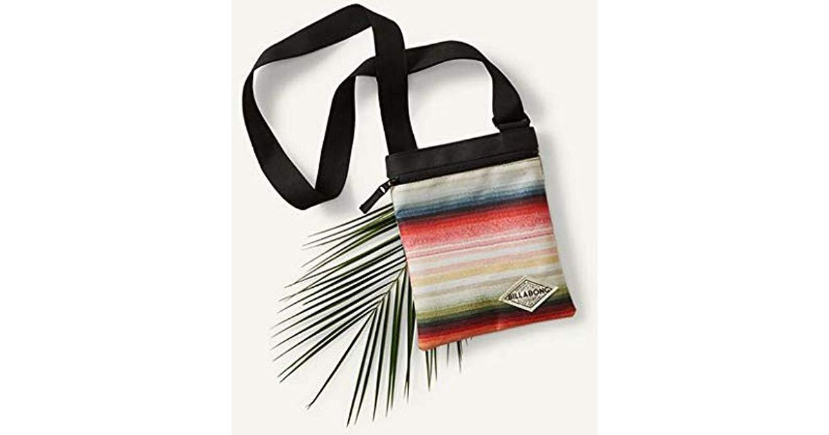 163f8e6f8 Lyst - Billabong Good Vibes Bag